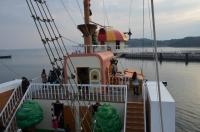 サウザンド・サニー号船上150210