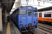 快速シーサイドライナー長崎到着150211