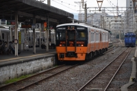 ハウステンボス仕様の快速列車150211