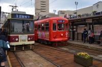 長崎市電長崎駅150211