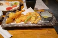 天ぷら盛り合わせ150211
