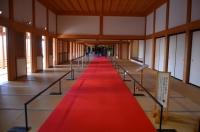 本丸御殿の大広間150212