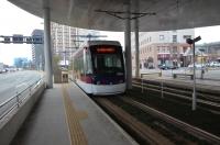 熊本市電新型車両150212