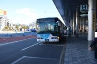 福岡空港国際空港連絡バス150213