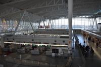 福岡空港国際線ターミナル内150213