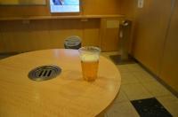 福岡空港国際線ターミナル喫煙室で150213