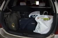 荷台いっぱいの荷物150213
