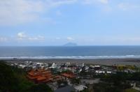 頭城と龜山島150220