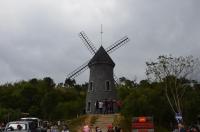 頭城城堡咖啡館の風車150220