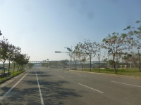 台灣高鐵雲林站遠景141222