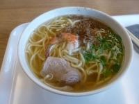 周氏蝦巻の湯麺141224