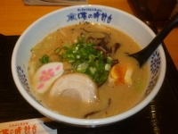 味噌野菜ラーメン141229