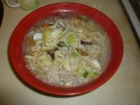 三鮮湯麺150107