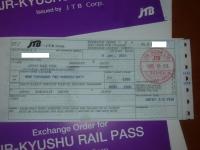 JR-KYUSHU RAIL PASS150113