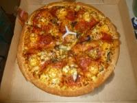 經典臘腸PIZZA150118