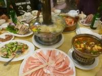 酸菜白肉鍋料理150123
