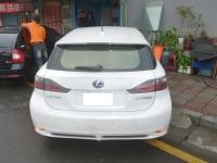洗車前リア150207