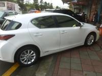 洗車後サイド150207