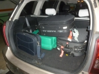 スーツケース3個+ショルダー1個150208