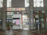 宜蘭後站構内150217
