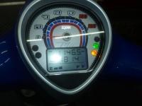 SYM Mii1146.5kmでオイル交換150410