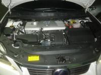 CT200hエンジンルーム150417