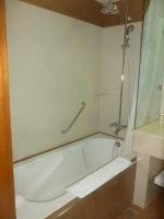ランディス羅東のバスルーム150526