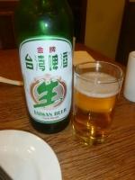 台湾金牌生ビール150606