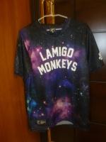 Lamigo動紫趴公式Tシャツ①150619