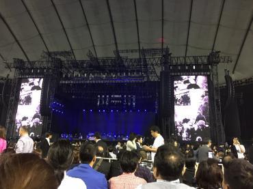 アウト・ゼアー ジャパン・ツアー 2015