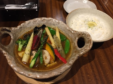 SOUP CURRY DINING en