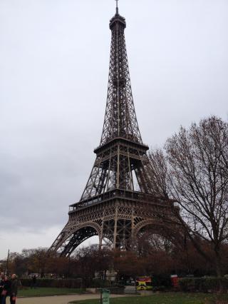 フランス旅行 最終日