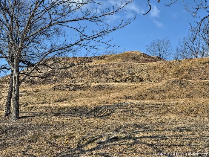 モシリヤ砦跡