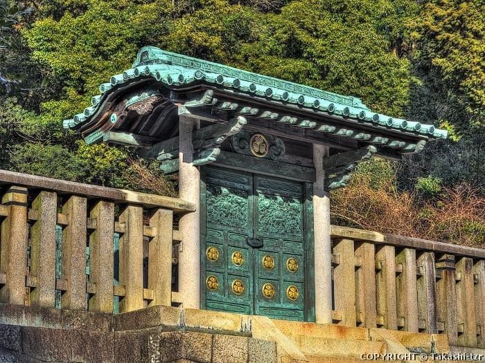 源敬公(徳川義直)廟)