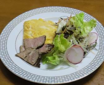 ラデッシュサラダ1