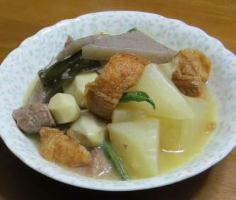 サトイモ煮物3