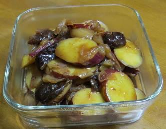 サツマイモ煮物