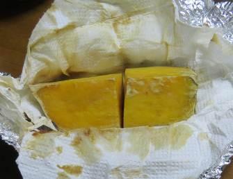 サツマイモ焼き芋1