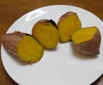 サツマイモ焼き芋2