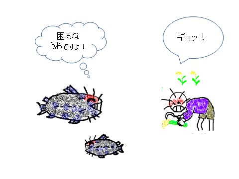 マンガ絵ギョ