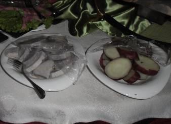 マダガスカルのサトイモとサツマイモ