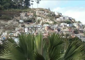 アンタナナリボの風景