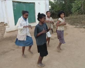 マダガスカルの子供たち1
