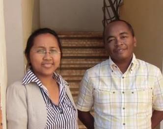 マダガスカルの丸顔1