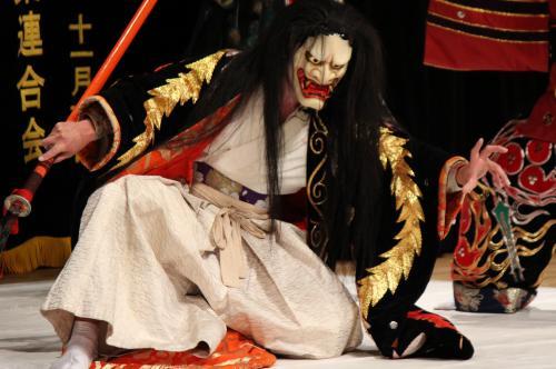 中川戸神楽団 瀧夜叉姫8