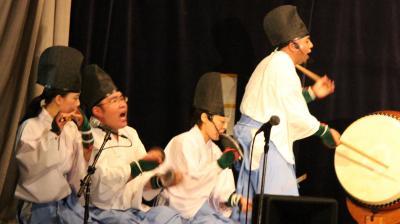 三谷神楽団 大江山11