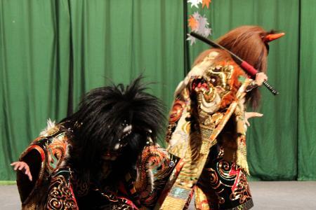 亀山神楽団 茨木8