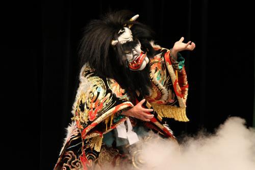 亀山神楽団 茨木13