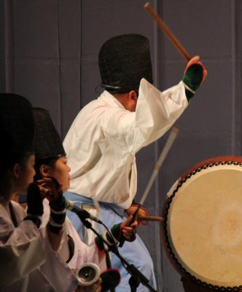 三谷神楽団 矢幡5