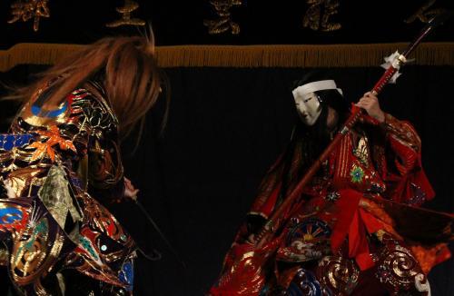 後野神楽社中 鏡山12
